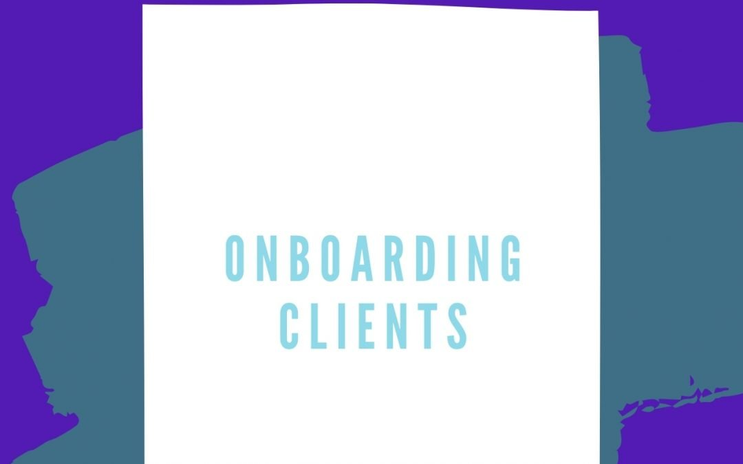Things to Know About Onboarding Clients